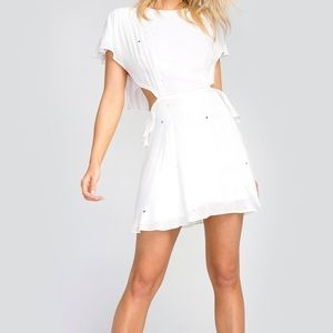 NEW WITH TAGS Wildfox Starlet Brighton Dress SZ L